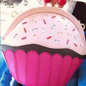 KATE SPADE LIMITED COLLECTORS EDITION CUPCAKE BAG